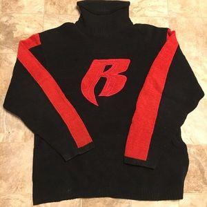 Other - DMX RUFF RYDERS vintage turtleneck sweatshirt